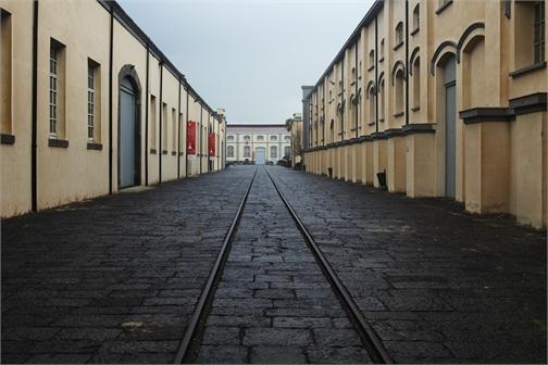 4 Capannoni - Paola -  strada