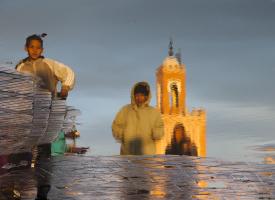 """Cinzia pizzoli """"quando piove a Marrakech"""