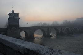 Mauro Legumi - ponte mollo