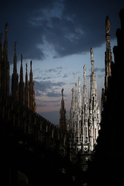 TRA CIELO E TERRA – Francesca Boccassini