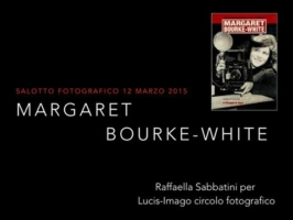 12-3- 2015 Margaret Bourke White
