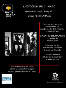 8-2-2019 Gianni Berengo Gardin