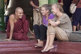 Giovani diversi - Birmania