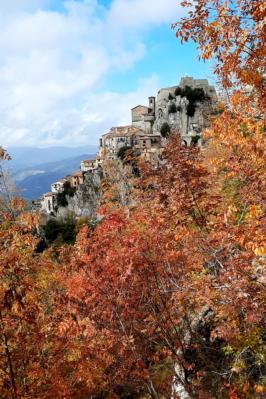 foliage monti Simbruini