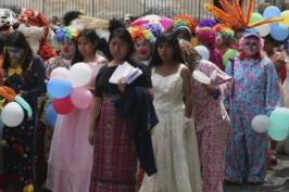 festa mascherata - Guatemala