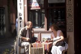 incontro al caffè - Turchia