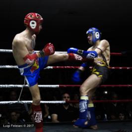 Thai boxe - Muay Thai