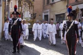 processione de' Noantri - Roma